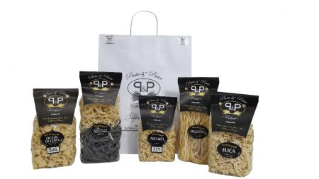 GIFT BAG 2,5 KG MIXED PASTA TYPES