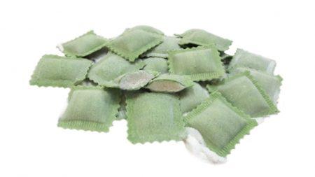 Ravioli sfoglia spinaci